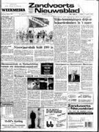 zandvoorts nieuwsblad